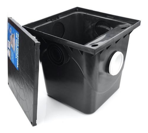 Caixa Coletora De Gordura Com Cesto Standard - Metasul