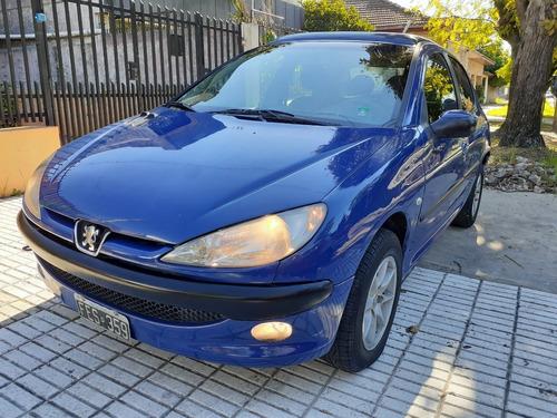 Peugeot 206 1.9 Xtd 2005