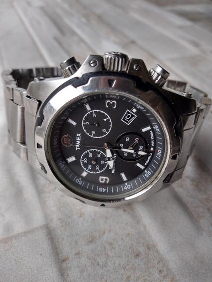 Relogio Timex Cronograph Calendario