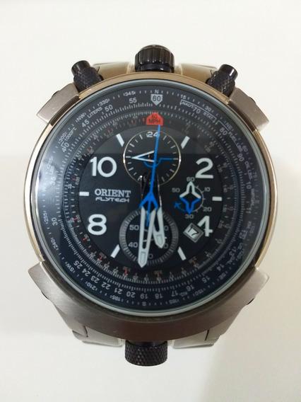 Relógio Orient Flytech Titâneo Mbttc008