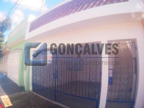 Venda Casa Santo Andre Vl Bela Vista. Ref: 138456 - 1033-1-138456