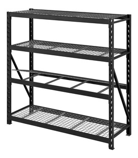 Anaquel Industrial Estante Metalico 4 Niveles Organizador 4t