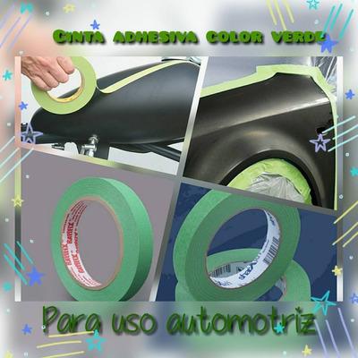 Tenemos Cinta Verde Para Uso Automotriz A Buen Precio