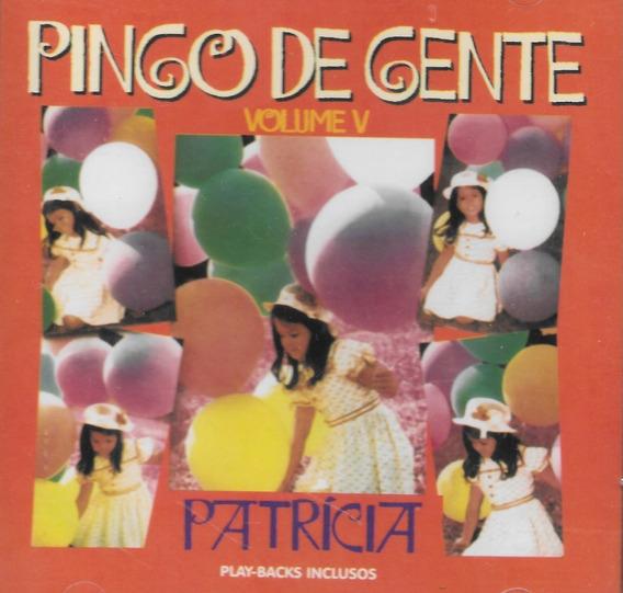 Cd Pingo De Gente - Volume 5