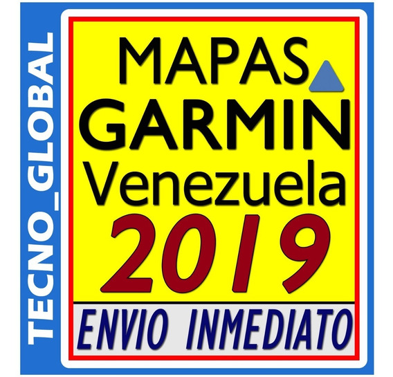 Mapas Garmin Venezuela 100% Ruteables Gps + Alertas + Pois.