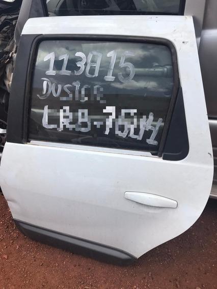 Porta Traseira Esquerda - Duster