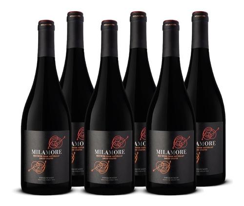 Vino Milamore 6 Botellas - Bodega Renacer