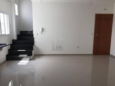 Apartamento Sem Condomínio Cobertura Para Venda No Bairro Vila Bela Vista - 9164gigantte