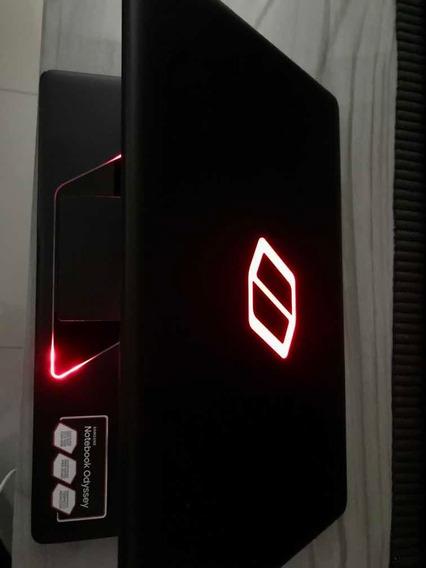Notebook Gamer Samsung Odyssey. Core I7, Geforce 1050, 8gb R