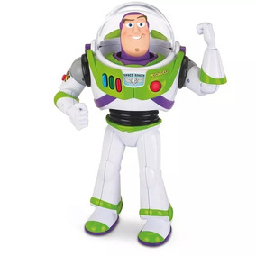 Boneco Buzz Lightyear Toy Story 4 Com Som Em Português