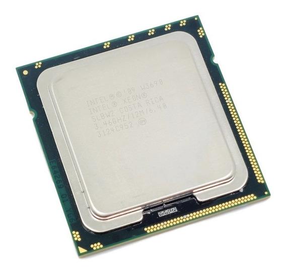Processador Intel Xeon W3690 Lga 1366 Six Core 3.46ghz 12mb