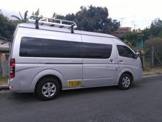 Microbus De Turismo, Chófer Incluido, Todas Las Pólizas