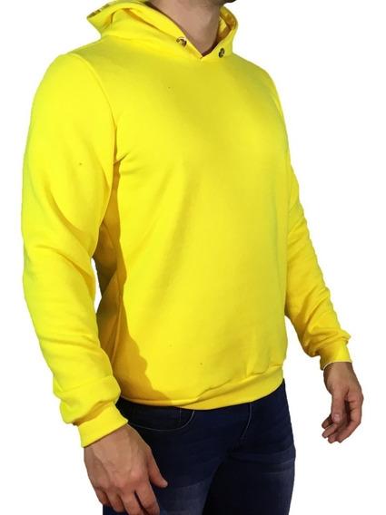 Camisa Jaqueta Moletom Manga Longa Capuz Frio Escaping