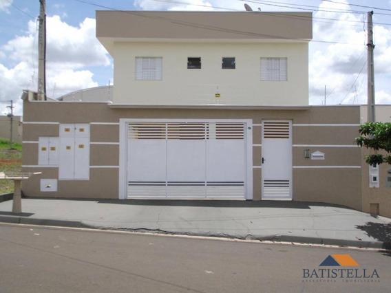 Kitnet Residencial Para Locação, Jardim Cidade Universitária, Limeira. - Kn0019