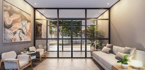 Studio À Venda, 26 M² Por R$ 269.000,00 - Belém - São Paulo/sp - St0208
