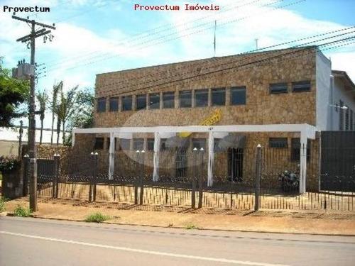 Galpão Á Venda E Para Aluguel Em Parque Rural Fazenda Santa Cândida - Ga202274