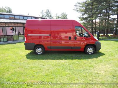 Fiat Ducato Furgon Utilitario Minibus - $199.000 Prendario-e