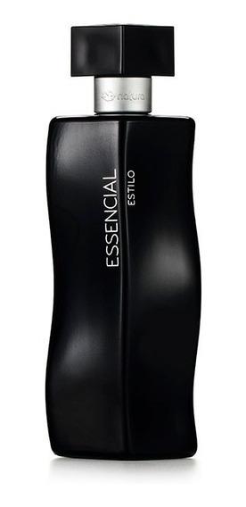 Deo Parfum Essencial Estilo Fem. 100ml- Natura De R$ 196 Por