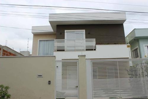Imagem 1 de 23 de Sobrado Com 5 Dormitórios À Venda, 300 M² Por R$ 850.000,00 - Villa Branca - Jacareí/sp - So0039