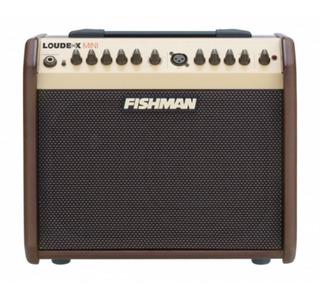 Amplificador Acustico Combo Fishman Loudbox 60wats Nvo