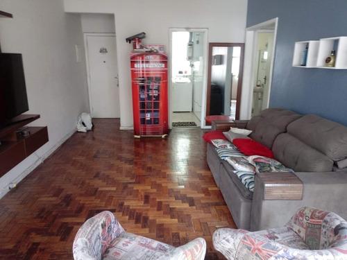Apartamento Para Aluguel, 2 Quartos, Centro - Rio De Janeiro/rj - 434