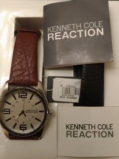 Reloj Kenneth Cole Reaction Como Nuevo (hombre)