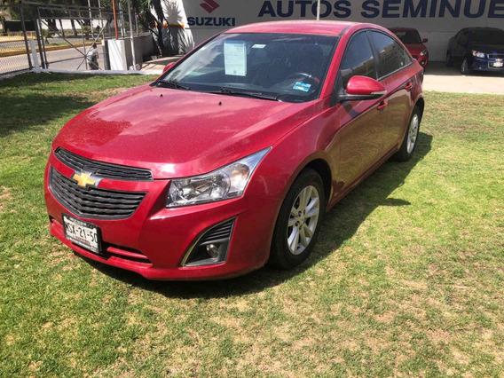 Chevrolet Cruze 2014 4p Ls L4/1.8 Man
