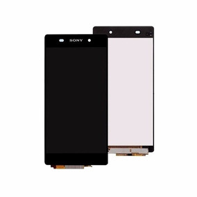 Tela Frontal Touch Screen Display Lcd Xperia Z3 D6633 D6643