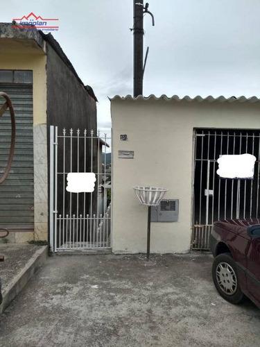 Imagem 1 de 20 de Casa Com 1 Dormitório À Venda Por R$ 170.000,00 - Terra Preta - Mairiporã/sp - Ca4577
