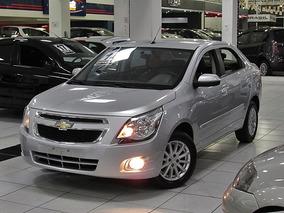 Chevrolet Cobalt Ltz 1.4 Completo Couro
