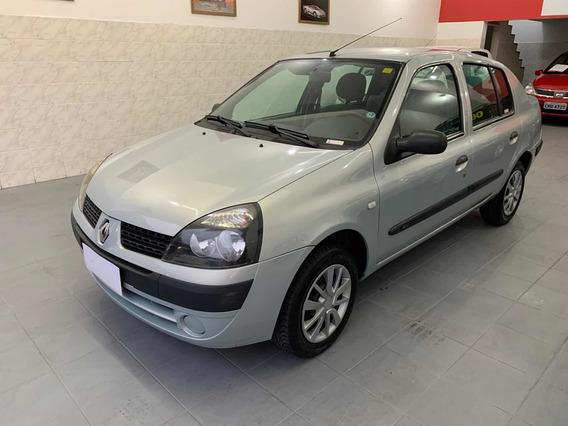 Renault Clio Sedan 1.0 2003 Único Dono