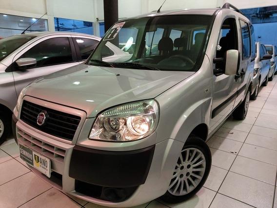 Fiat Doblo 1.8 16v Essence 7l Flex 5p 2017