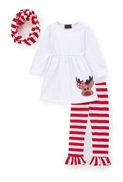 Pijamas De Navidad Tallas 0 A 24 Meses Y Mas P-28