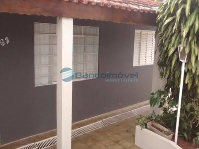 Casa Residencial Em Mogi-guaçu - Sp, Jardim Cristina - Ca01290
