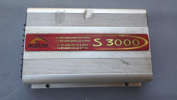 Modulo Scelta S3000 Usado 12 Voltes