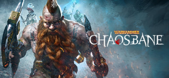 Warhammer Chaosbane Pc Steam Key Entrega Imediata