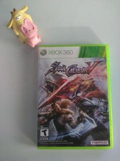 Soul Calibur 5 Xbox 360 Garantizado