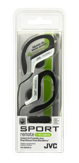 Fones De Ouvido Jvc Sport Clip Haebr80