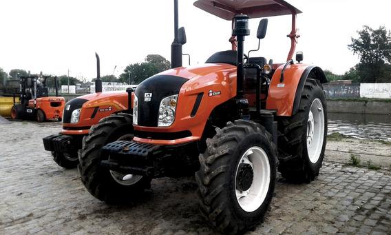 Tractor Someca Modelo 1004 De 100 Hp 4x4 Tdf Y 3 Puntos