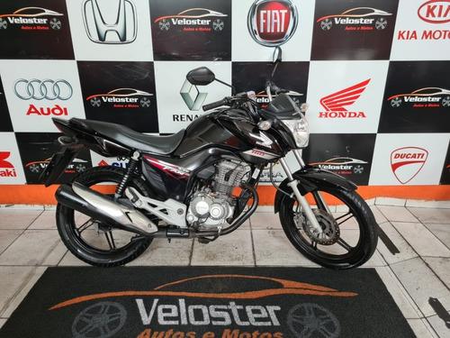 Honda Cg Fan 160 Esdi   Atendimento Online - 2017