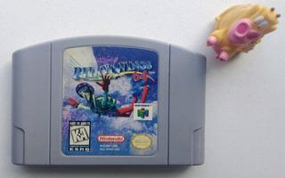 Pilot Wings 64 Nintendo N64 * Mundo Abierto Vg *