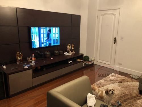 Imagem 1 de 9 de Apartamento A Venda No Bairro Santa Paula Em São Caetano Do - 677-1