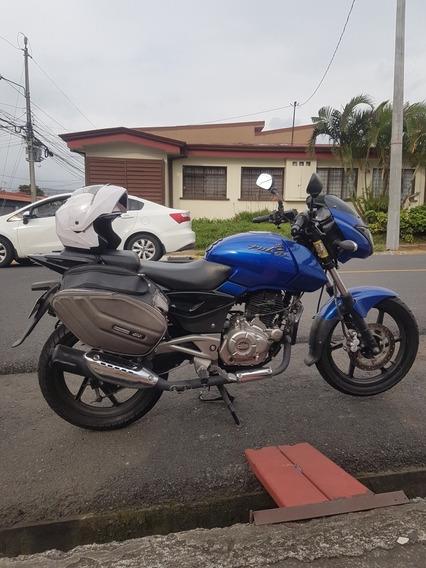 Moto Pulsar Año 2014 Al Día 180cc En Perfectas Condiciones