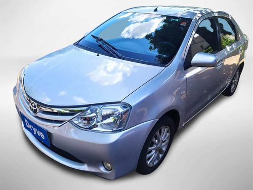 Imagem 1 de 14 de  Toyota Etios Xls 1.5 16v Flex