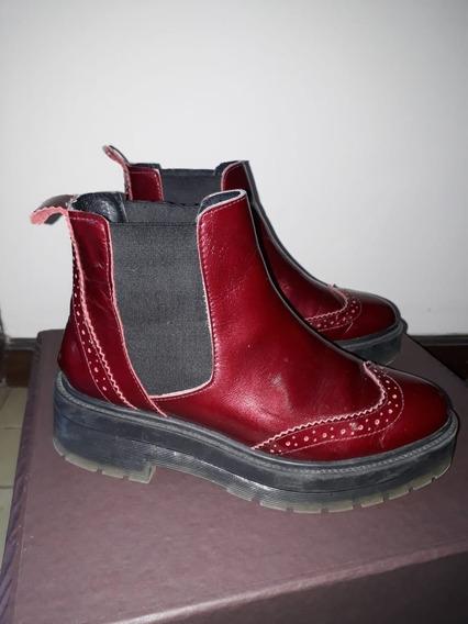 Borcegos Botas Botinetas Zapatos Usados