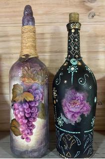 Artesanias Con Botellas De Vidrio En Mercado Libre Argentina