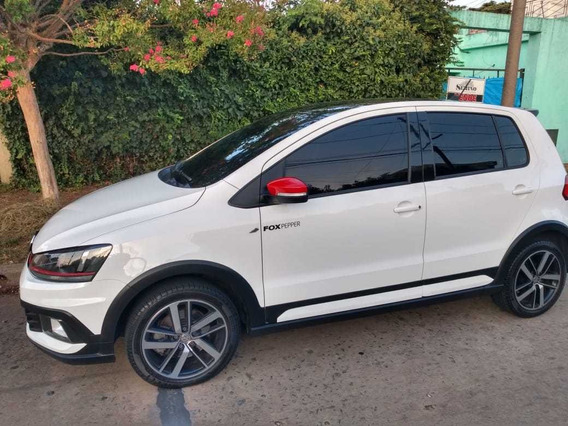 Volkswagen Fox 1.6 Pepper 2017