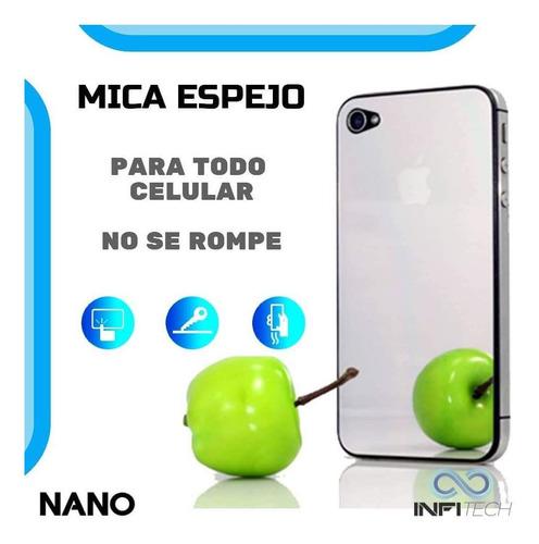 Mica Nano Espejo Para Xioami Note 9s