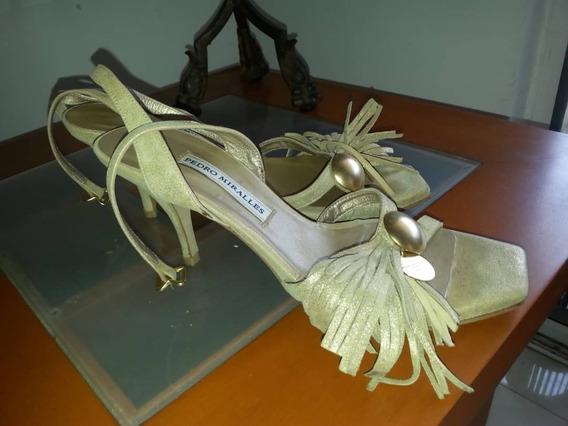 Zapatillas De Dama Pedro Miralles