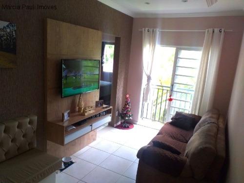 Imagem 1 de 20 de Apartamento A Venda No Parque Dos Rodoviários - Jundiaí - 54 Metros. - Ap05681 - 68984526